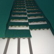Wide Timing Belt for rubber sheet transportation